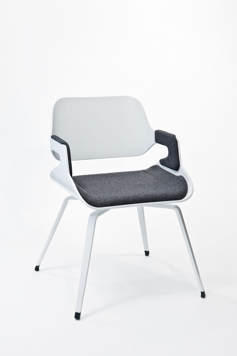 architectural photograph of an office chair